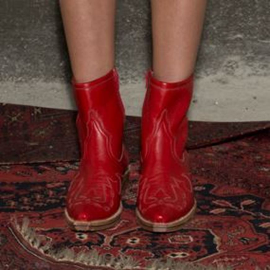 Picture of Red Boot
