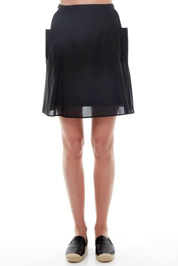 Picture of Cut Out Mini Skirt