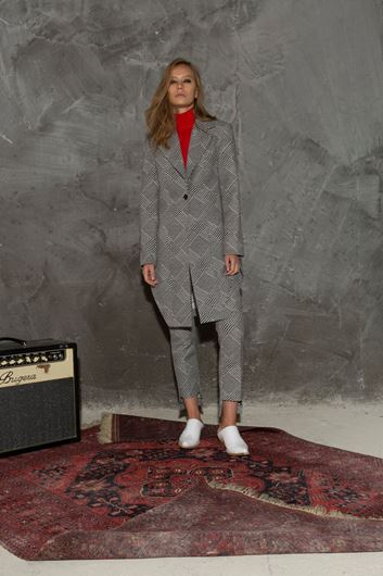 Picture of Longline Jacket