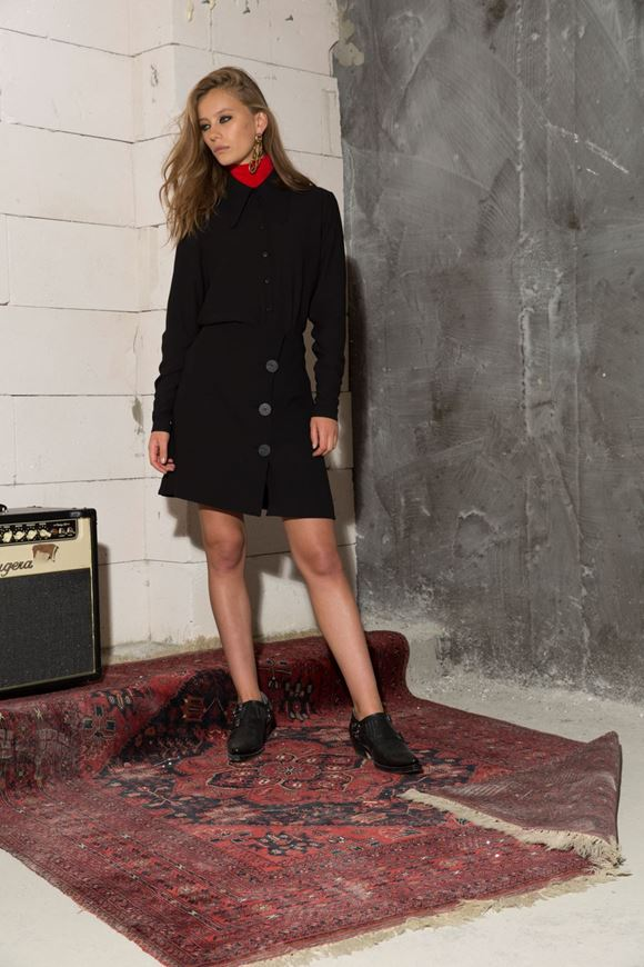 Picture of Mini Crepe Skirt