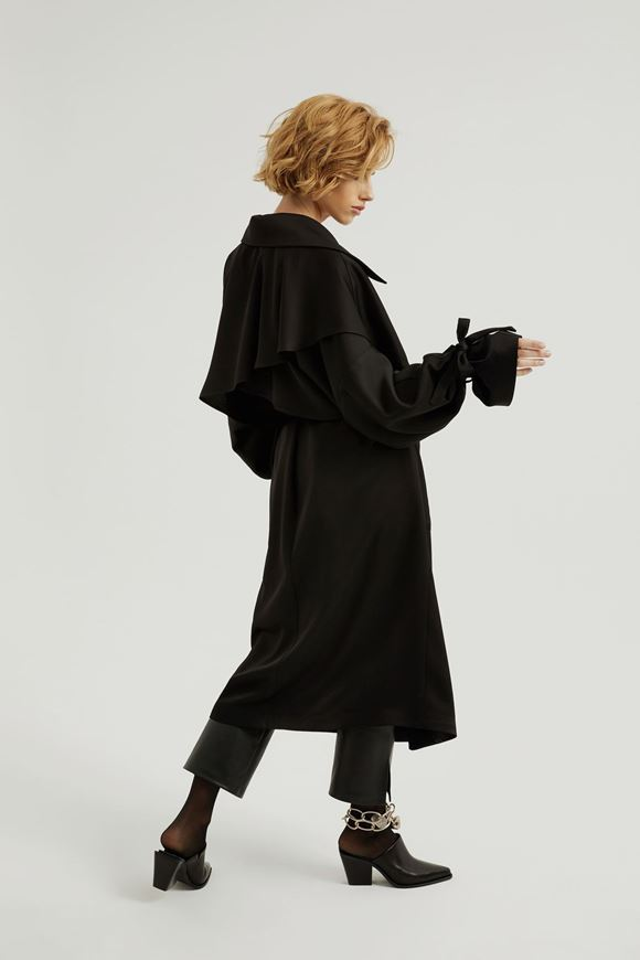 Picture of Oversize Trench Coat