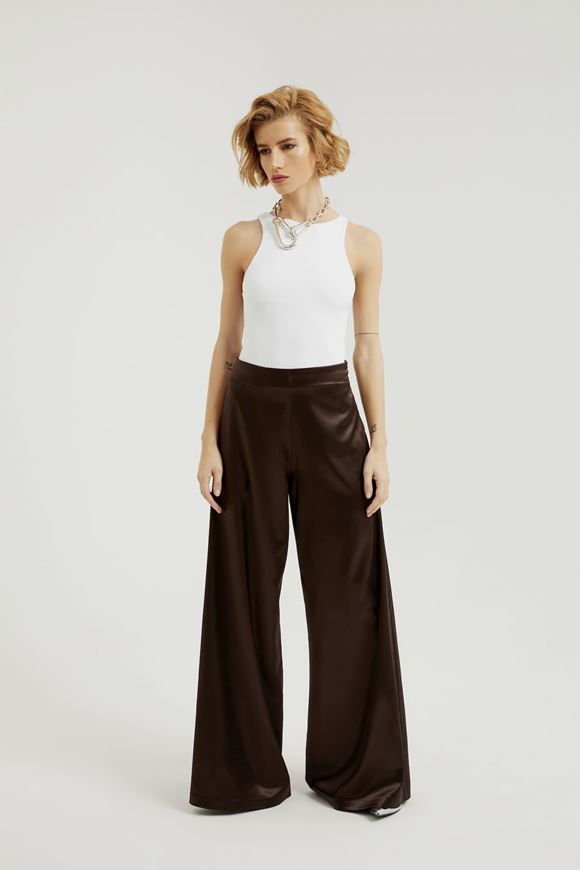 Picture of Satin Trousers